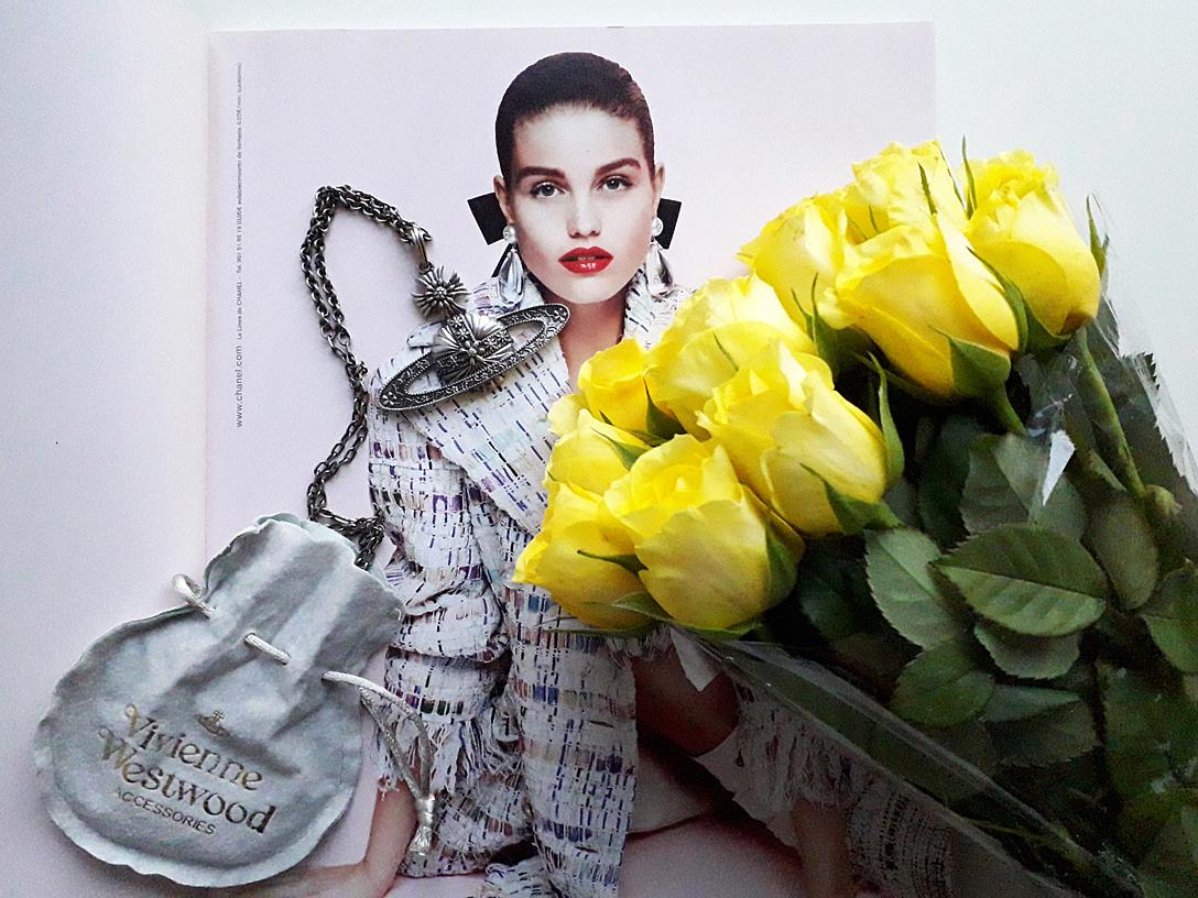 Vogue, Vivienne Westwood.