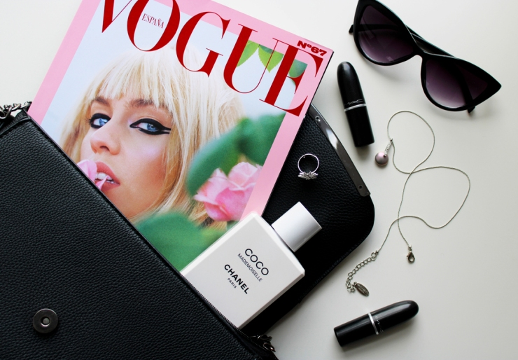Confessions of a Vogue addict