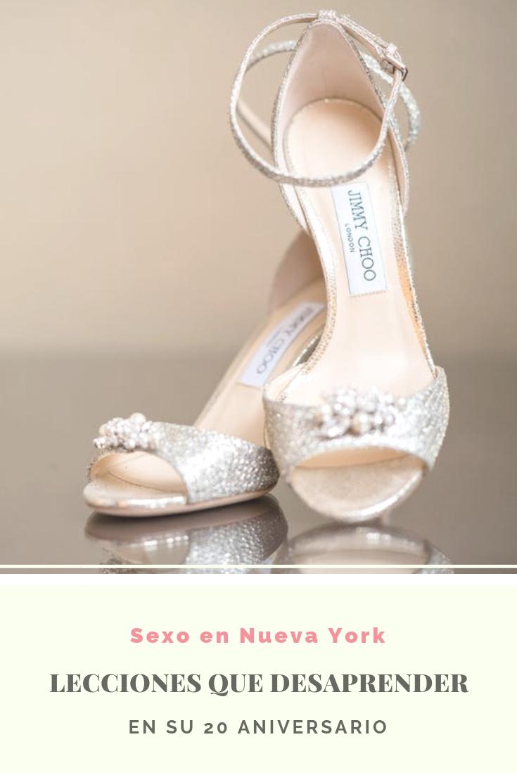 Lecciones que desaprender de Sexo en Nueva York
