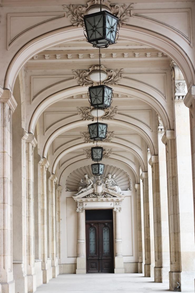 Bucharest national art museum