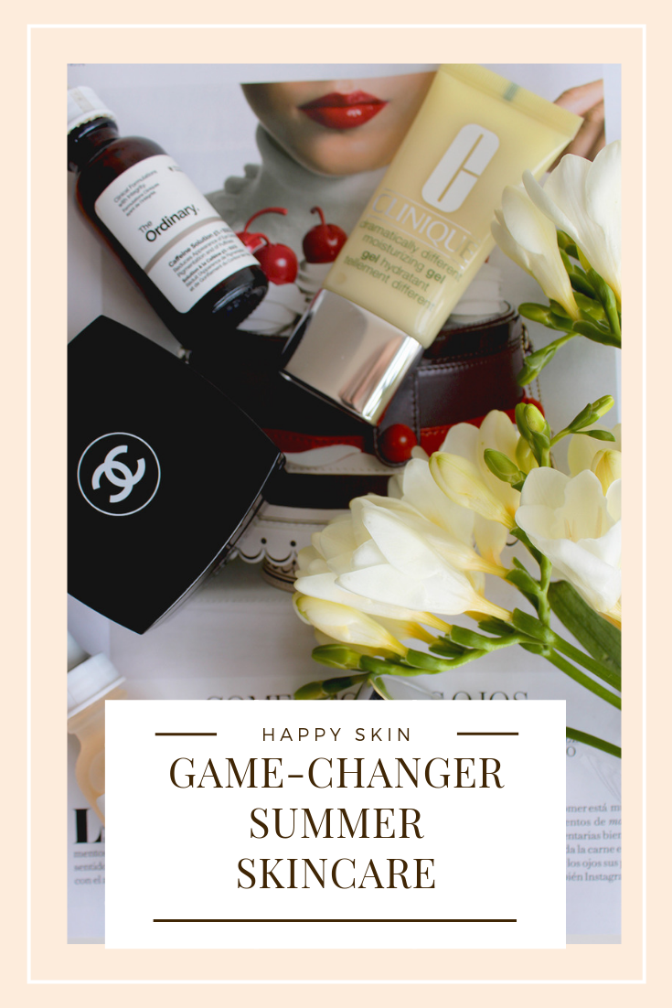 Game-changer summer skincare