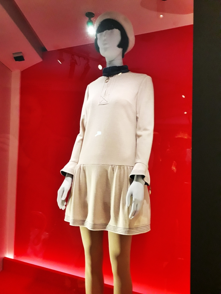 Mary Quant OBE dress