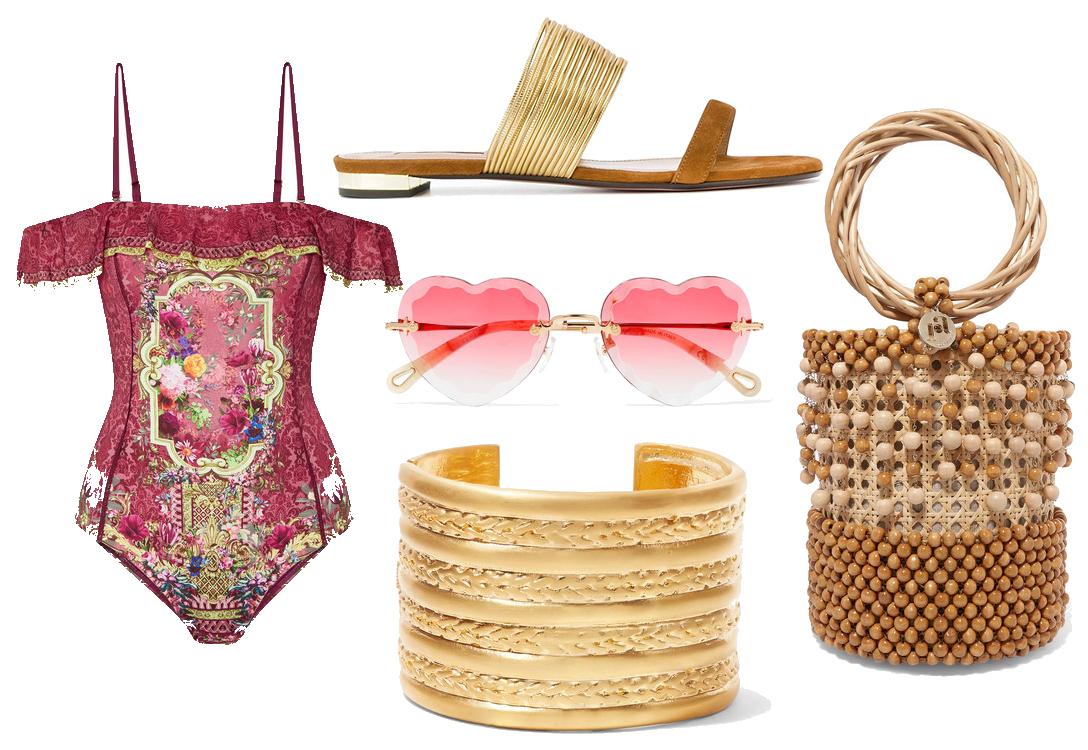 Summer 2019 beach essentials
