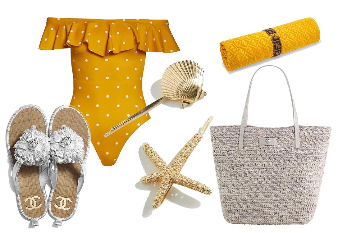Beachwear essentials