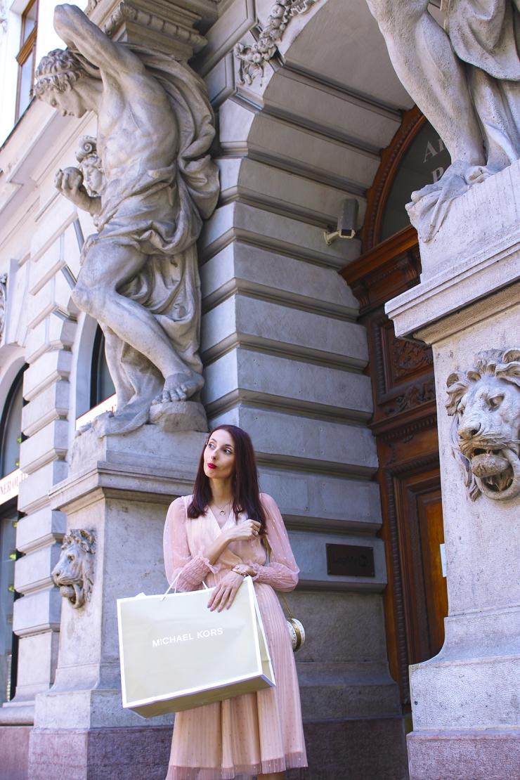 designer shopping in budapest