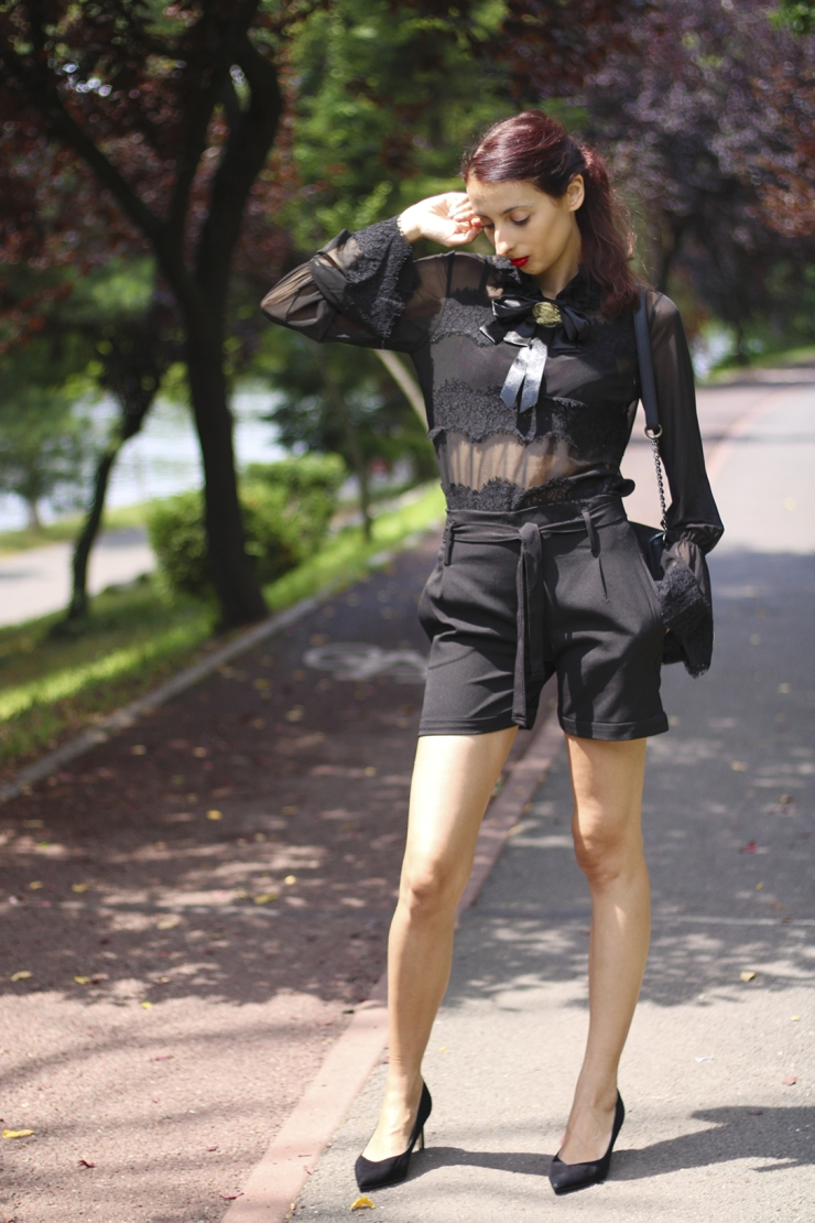 Why black colour is great for summer