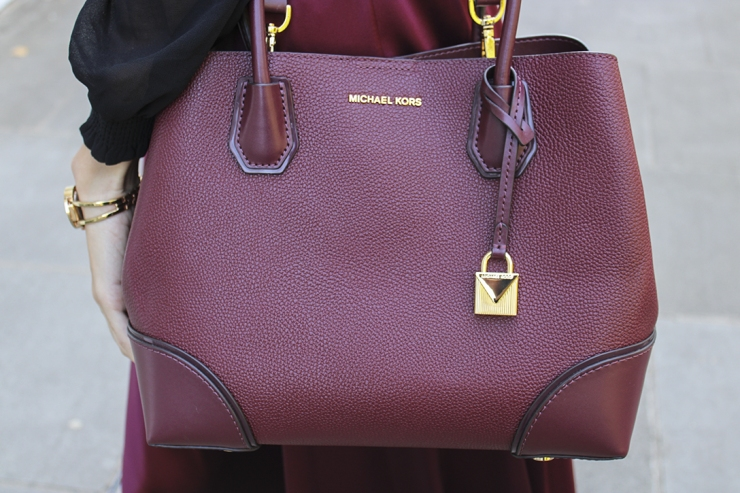 Michael Kors Mercer bag