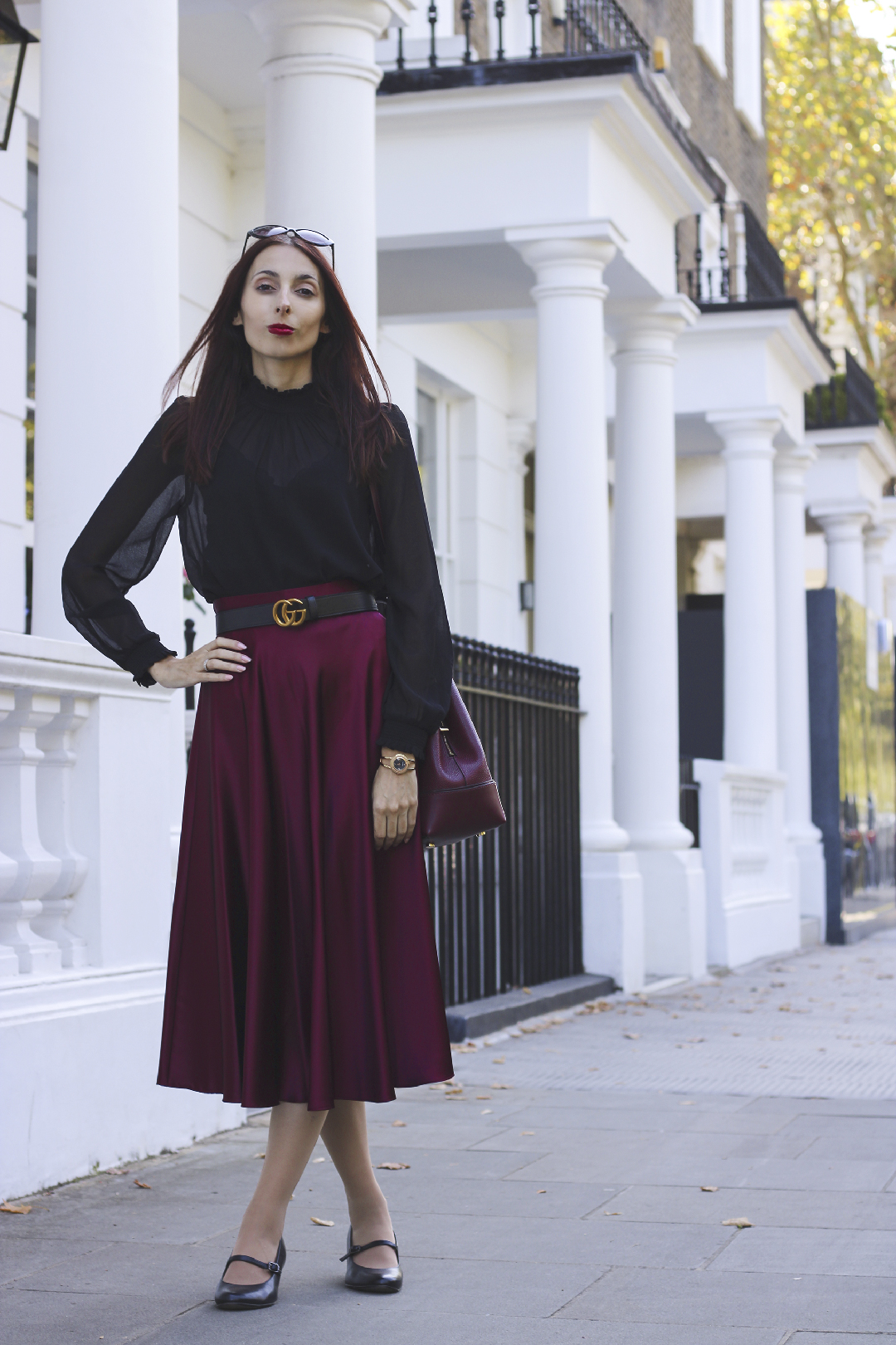 must have fall skirt