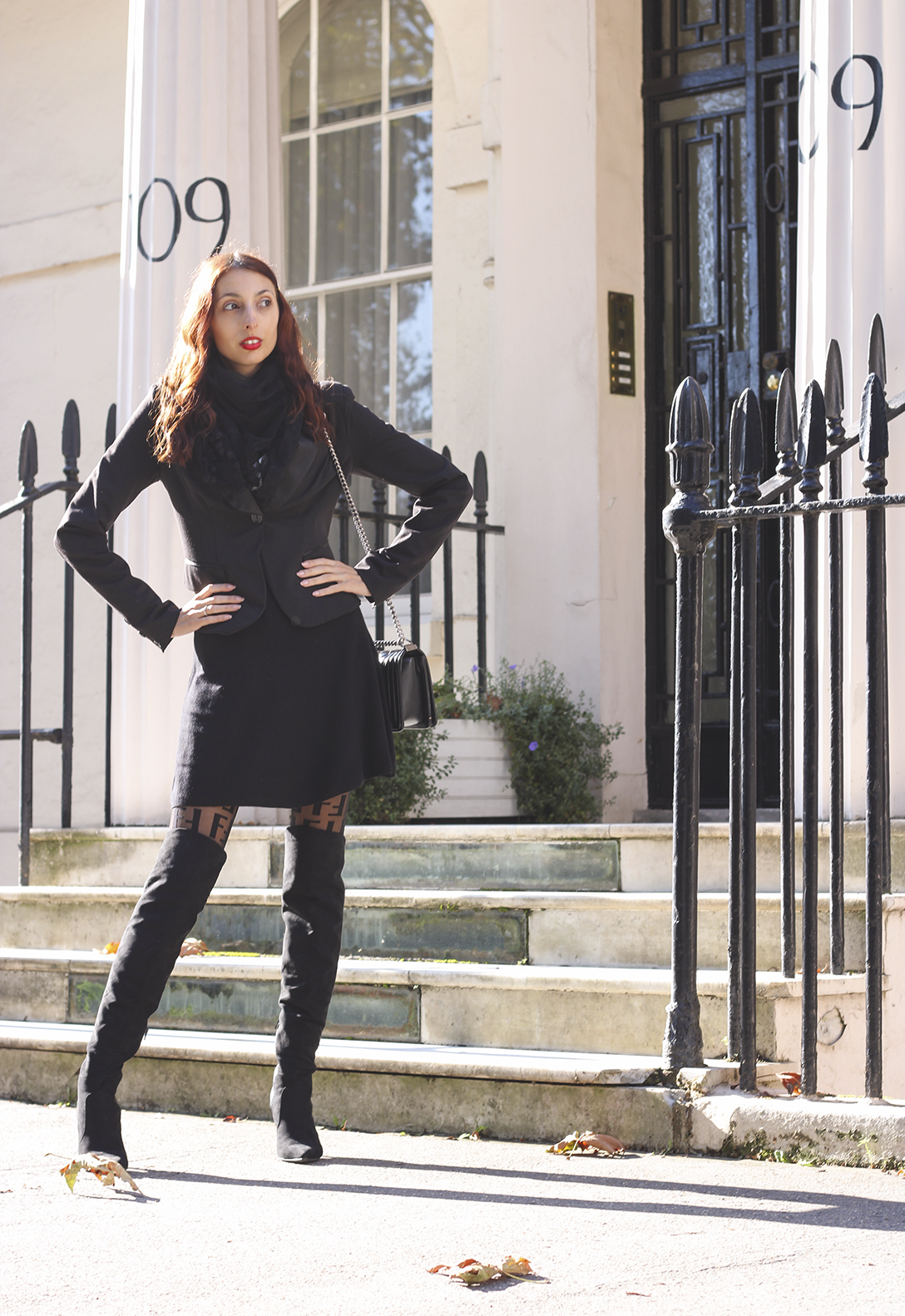 London style tips