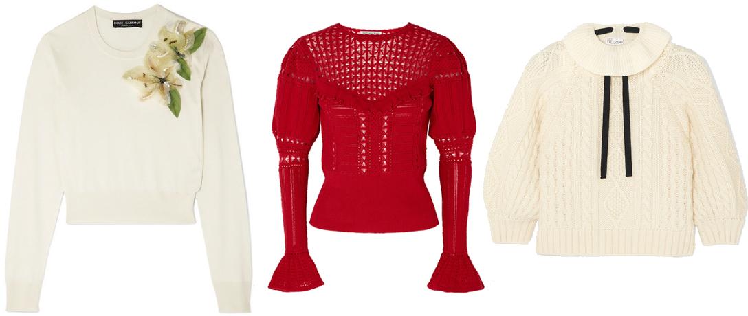 the best designer knitwear