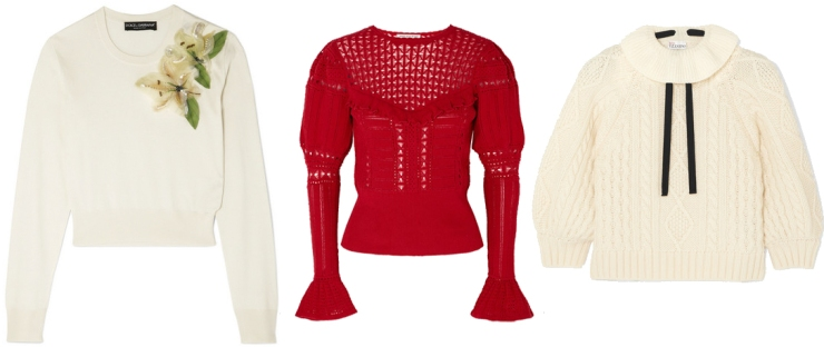 the best designer knitwear