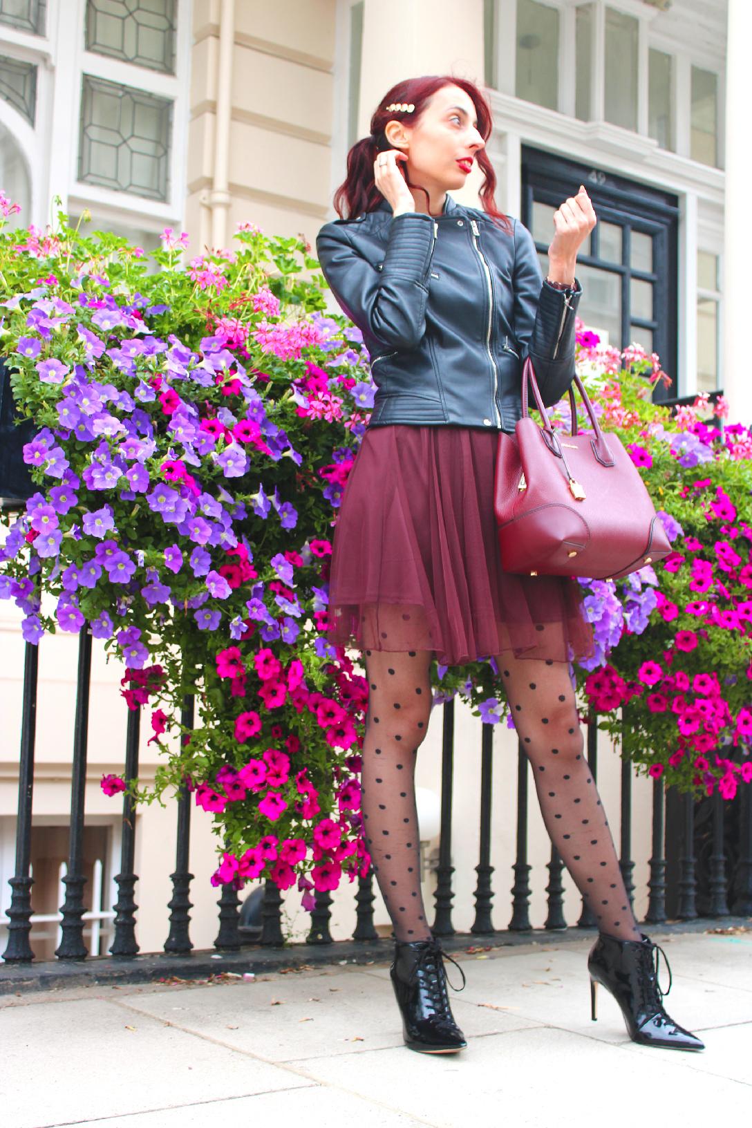 burgundyandblackautumnuniform